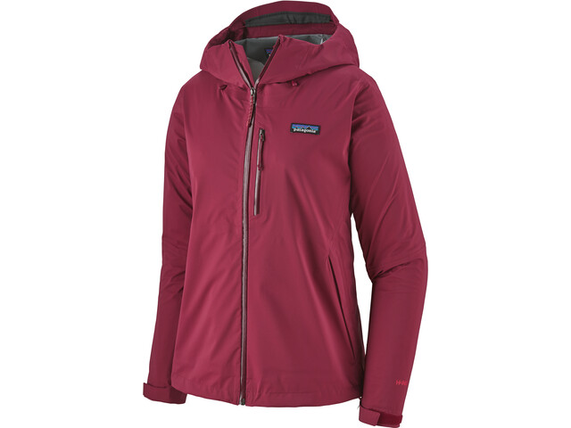 Patagonia Rainshadow Jacket Women roamer red